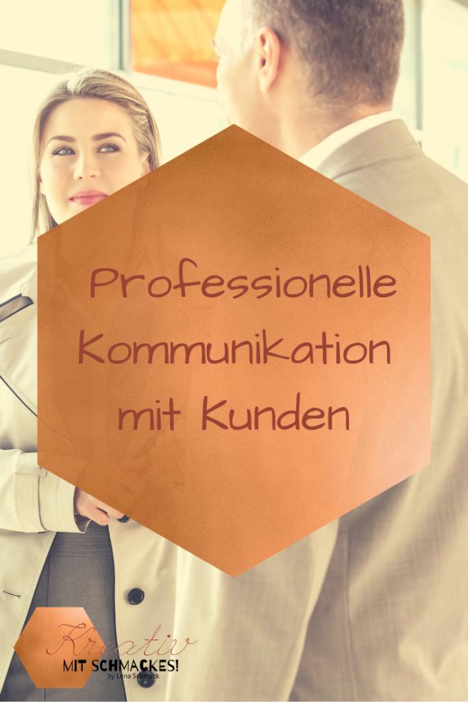 Kunden ansprechen - professionelle Kommunikation für Kreative